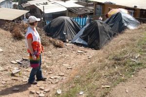 Chile Earthquake relief